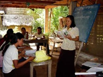 女子教育事業